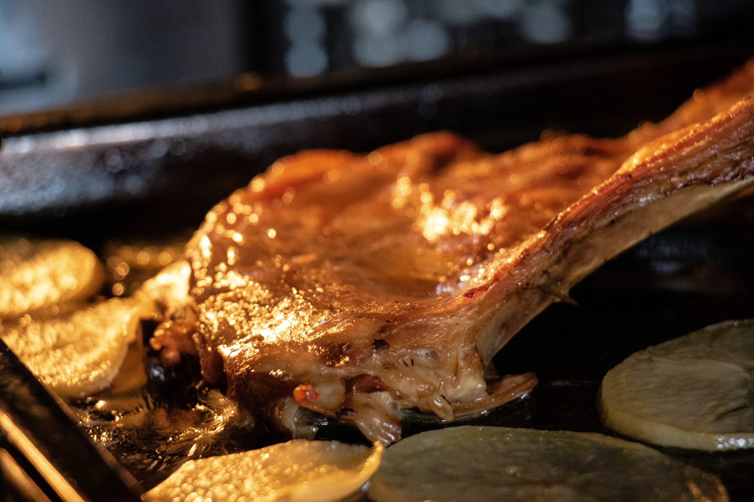 lechazo al horno Pascualin 2